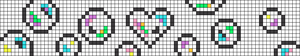 Alpha pattern #48751 variation #92891