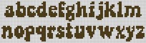 Alpha pattern #38069 variation #92975
