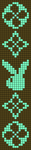 Alpha pattern #49277 variation #92990