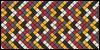 Normal pattern #54500 variation #92997