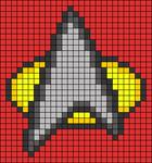 Alpha pattern #54603 variation #93132