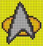 Alpha pattern #54603 variation #93133