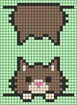 Alpha pattern #54156 variation #93176
