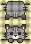 Alpha pattern #54642 variation #93216