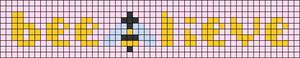 Alpha pattern #49046 variation #93296
