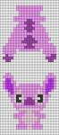 Alpha pattern #37852 variation #93342