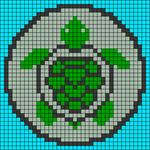 Alpha pattern #44720 variation #93381