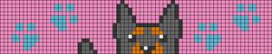 Alpha pattern #52626 variation #93401
