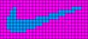 Alpha pattern #5248 variation #93406