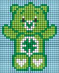 Alpha pattern #33383 variation #93432