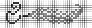 Alpha pattern #54737 variation #93437