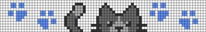 Alpha pattern #52633 variation #93447