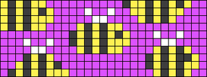 Alpha pattern #53927 variation #93678