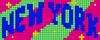 Alpha pattern #45088 variation #93690