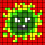 Alpha pattern #34437 variation #93792