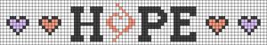 Alpha pattern #29820 variation #93865