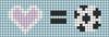 Alpha pattern #54799 variation #93878