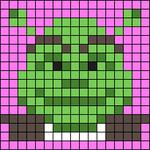 Alpha pattern #54618 variation #93880