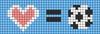 Alpha pattern #54799 variation #93912