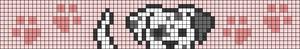 Alpha pattern #52928 variation #93998