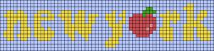 Alpha pattern #54099 variation #94321