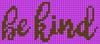 Alpha pattern #54901 variation #94354