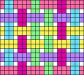 Alpha pattern #18436 variation #94375