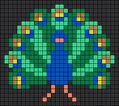 Alpha pattern #54907 variation #94406