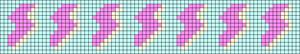 Alpha pattern #52583 variation #94422