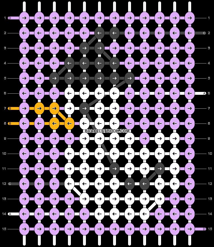 Alpha pattern #54859 variation #94479 pattern