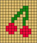 Alpha pattern #49048 variation #94498