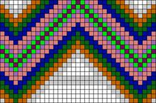 Alpha pattern #53611 variation #94734