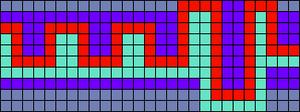 Alpha pattern #53492 variation #94737