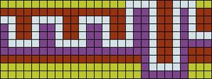 Alpha pattern #53492 variation #94738