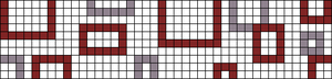 Alpha pattern #54637 variation #94793