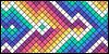 Normal pattern #53447 variation #94815