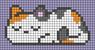 Alpha pattern #53614 variation #94937