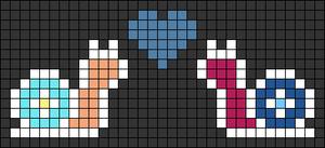 Alpha pattern #43228 variation #94961