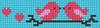 Alpha pattern #14478 variation #94974