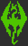 Alpha pattern #54962 variation #94992