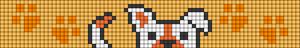 Alpha pattern #49366 variation #95112