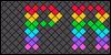 Normal pattern #53888 variation #95117