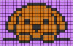 Alpha pattern #39781 variation #95348
