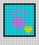 Alpha pattern #51783 variation #95349
