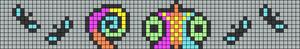 Alpha pattern #51645 variation #95422