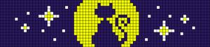 Alpha pattern #55132 variation #95431