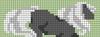Alpha pattern #50726 variation #95457