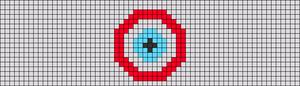 Alpha pattern #54933 variation #95460