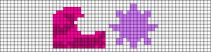 Alpha pattern #46554 variation #95525