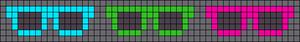 Alpha pattern #18480 variation #95561